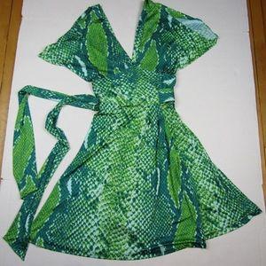 Diane von Furstenberg Suron Wrap Dress - Size 2